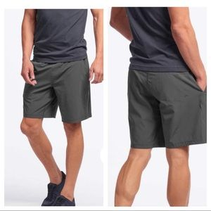 "RHONE 9"" UNLINED MAKO WORKOUT SHORTS"